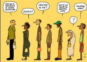 Reflexiones de la visita de google a cuba