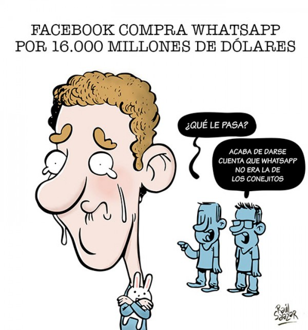 Mark Zuckerberg por Raúl Salazar