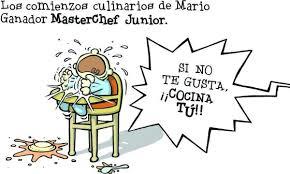 Comida y niños por Carlos Matera (MAT)