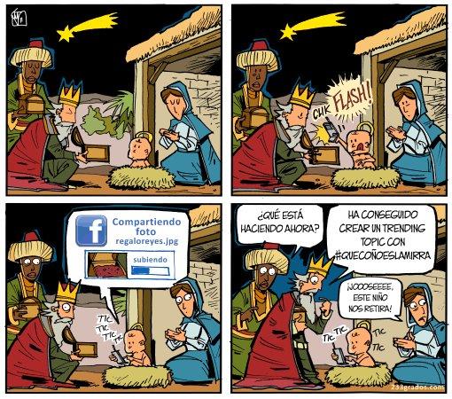 niño jesus trending topic quecoñoeslamirra